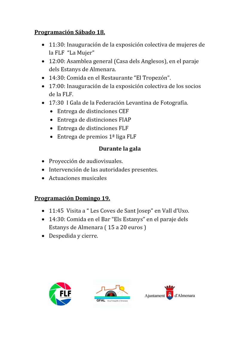 I Congreso de la Federación Levantina-2