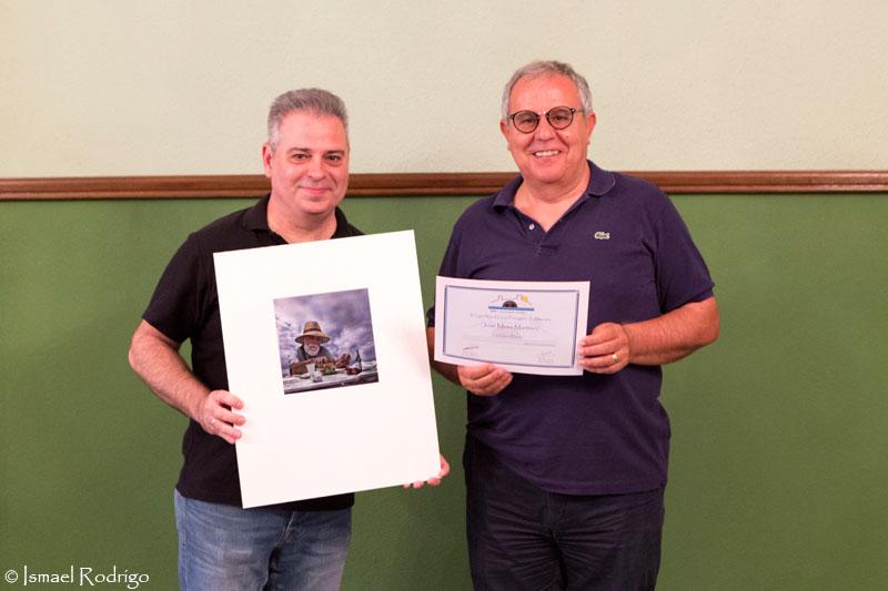 Santos Moreno y José Mesa