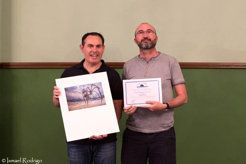 José Maneul Abarca y David Piqueras