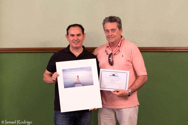 José Manuel Abarca y José Beut