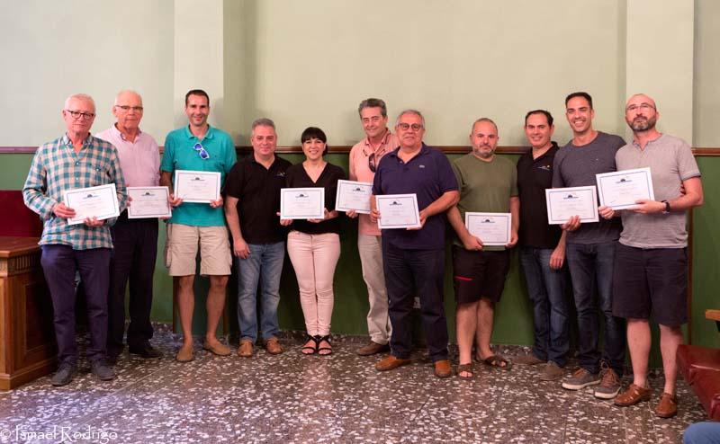 Foto de Grupo con Premiados